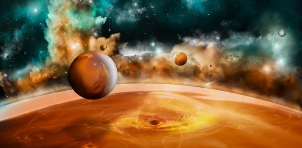 Laser e antimateria permetteranno viaggi interstellari?