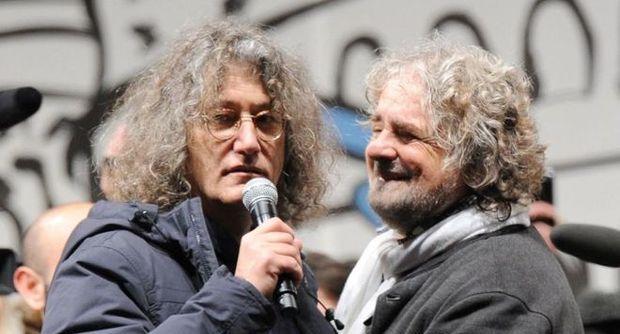 Gianroberto Casaleggio, eminenza grigia del M5S, è veramente uno di noi?