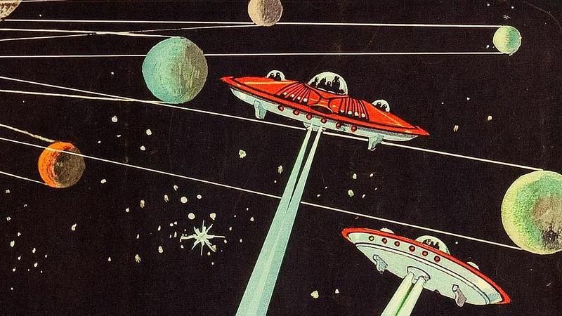 Gli UFO hanno analizzato le armi atomiche durante la guerra fredda